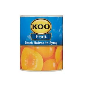 koo Peach Halves 410g