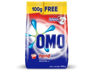 Omo Washing Powder 600g x 6