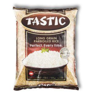 Tastic Parboiled Rice 2kg x 10