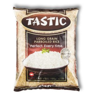 Tastic Parboiled Rice 5kg x 4