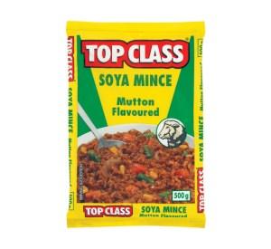 Top Class Soya Mince Mutton Flavour 200g x 5