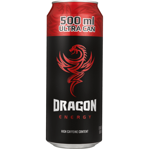 Dragon Engergy Drink 500ml x 24