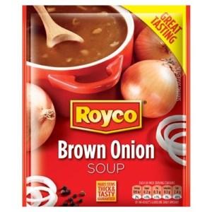 Royco Brown Onion Soup 50g