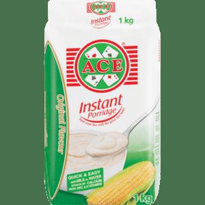 Ace Instant Original Porridge 1kg x 10