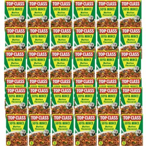 Top Class Soya Mince Mutton Flavour 100g x 80