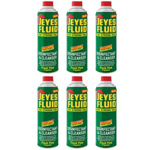 Jeyes Pine Fluid 250ml x 6