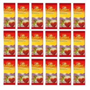 Laager Rooibos Teabags 10s x 20