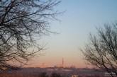 Sunset view of JHB skyline
