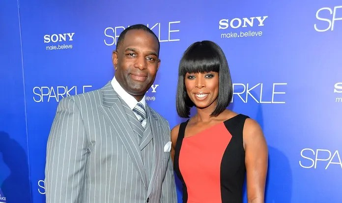 Tasha-Smith-and-husband-Keith-Douglas