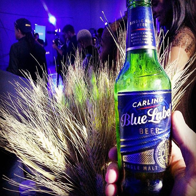 Carling Blue Label - Bold Taste Rich Reward 4