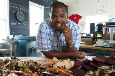 Man FirE FOOD Premieres on Tuesday 7 April at 20:50