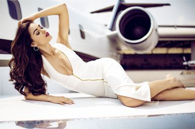 Demi-Leigh Nel-Peters reflects on her first month Miss South Africa Edward Chamberlain-Bell Radio today johannesburg food Travel new Sun City (10)