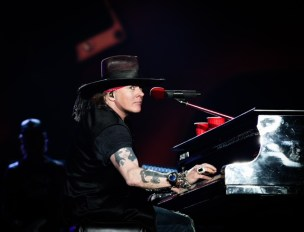 Guns and Roses South Africa JoziStyle