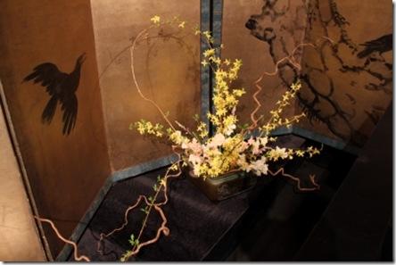 Фото 10. Композиция Натальи Голубевой на выставке Самурай