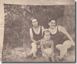 За Сунгари с мамой и тетей Тоней - подругой мамы