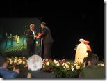Награждение победителя (С.Иванов)