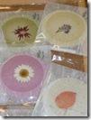 Рисовые вафли с цветами_Юсиэн