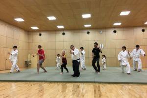 aikido in tokyo