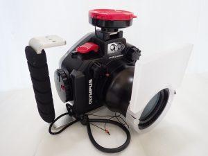 OLYMPUS PT-EP12 60mmマクロレンズ仕様