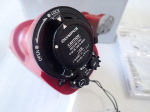 中古水中カメラ用品 OLYMPUS 水中専用フラッシュ UFL-3