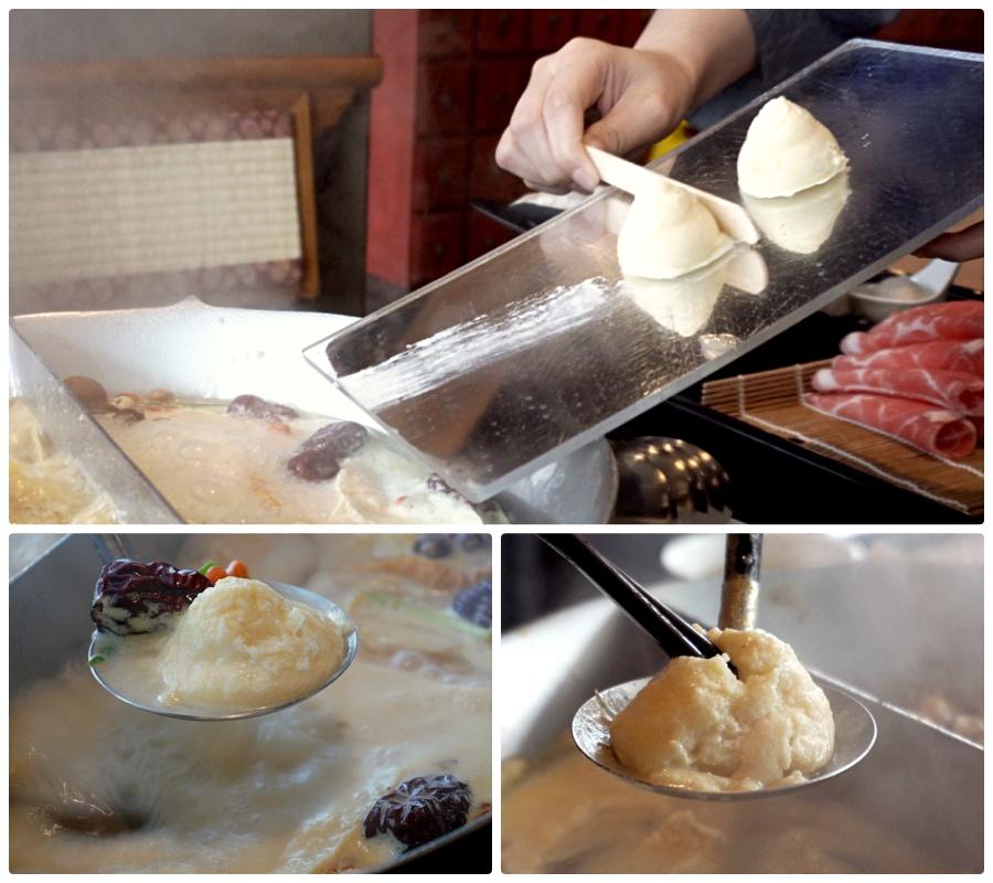 【台湾・台北】おすすめの火鍋レストラン無老鍋・アイスクリーム豆腐