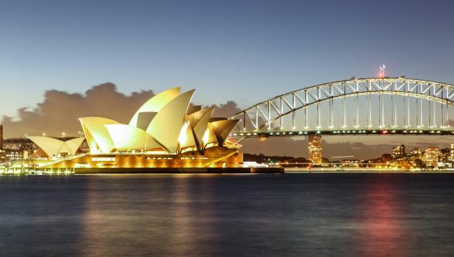 Australia Sydney Sydney Opera House Ashutterstock 491905906