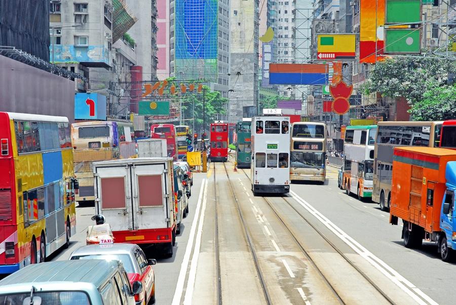 China Hong Kong  Transportation AFotolia  21898508