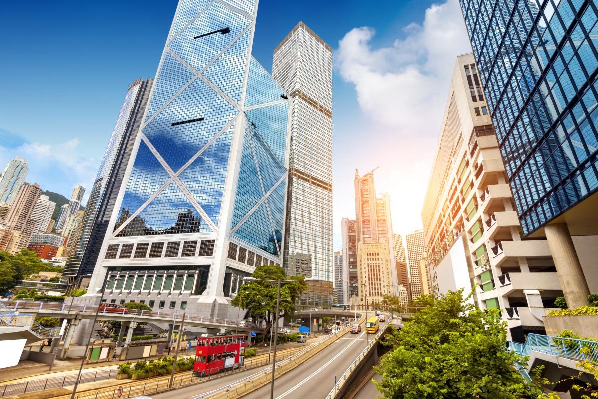 Hong Kong City View AShutterstock 222293677