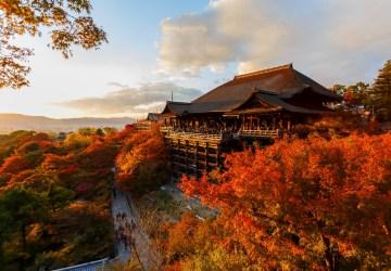 Japan Kyoto Kiyomizu Dera Ashutterstock 203959840