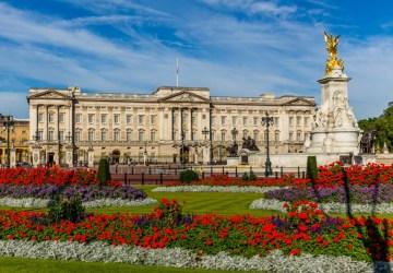 イギリスの人気観光スポット・バッキンガム宮殿