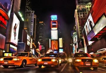 america usa newyork traffic city guide1