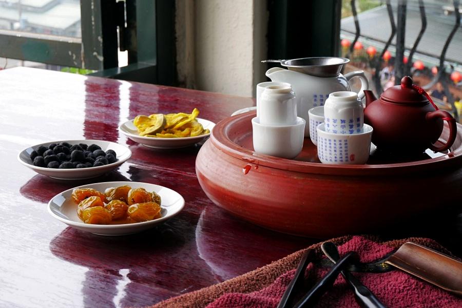 台湾・台北の定番観光スポット・九份でお茶体験