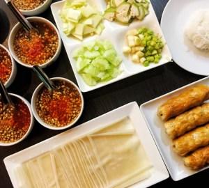 Vietnamese must eat food