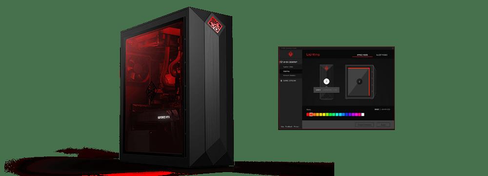 OMEN Obelisk Desktop 875-1000jp(インテル)水冷モデル