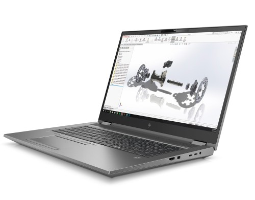 HP ZBook Fury 17 G7 Mobile Workstation