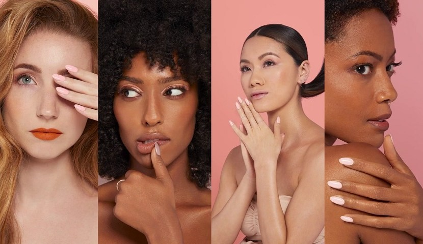 CND Nude Collection