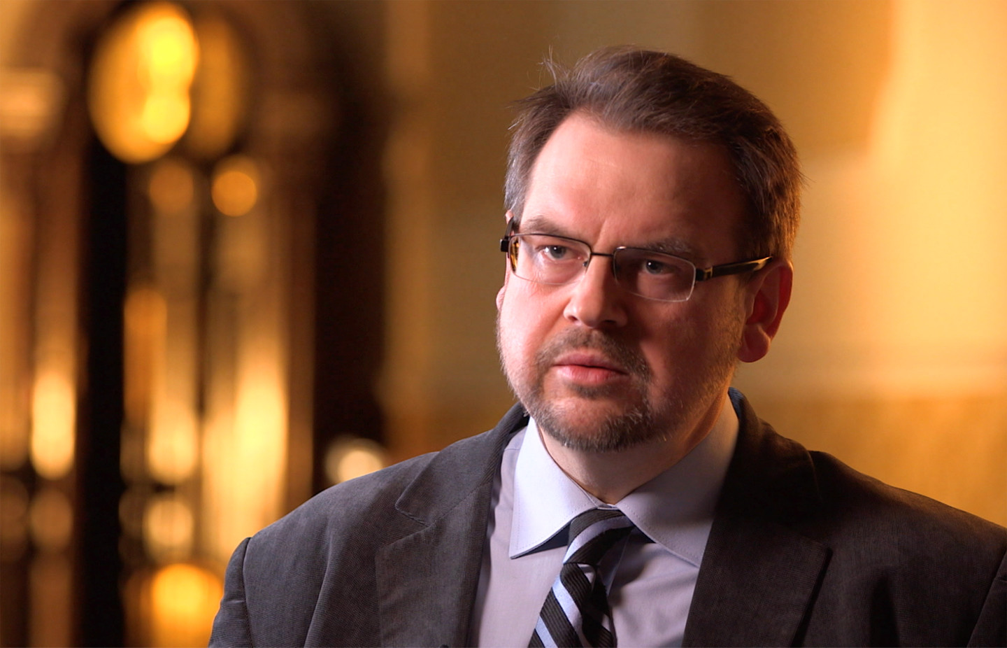Dr. Henryk Glebocki, interviewee on John Paul 2: Liberating a Continent, the fall of Communism.