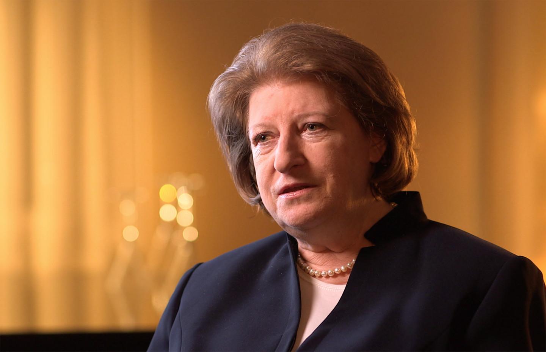 Hanna Suchoka, interviewee on John Paul II: Liberating a Continent, the Fall of Communism.