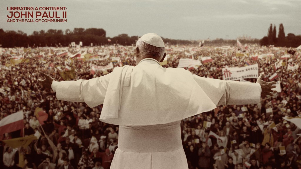 Liberating a Continent: John Paul II and the Fall of Communism wallpaper