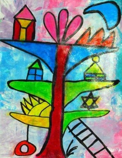 Paul Klee Magic Tree House
