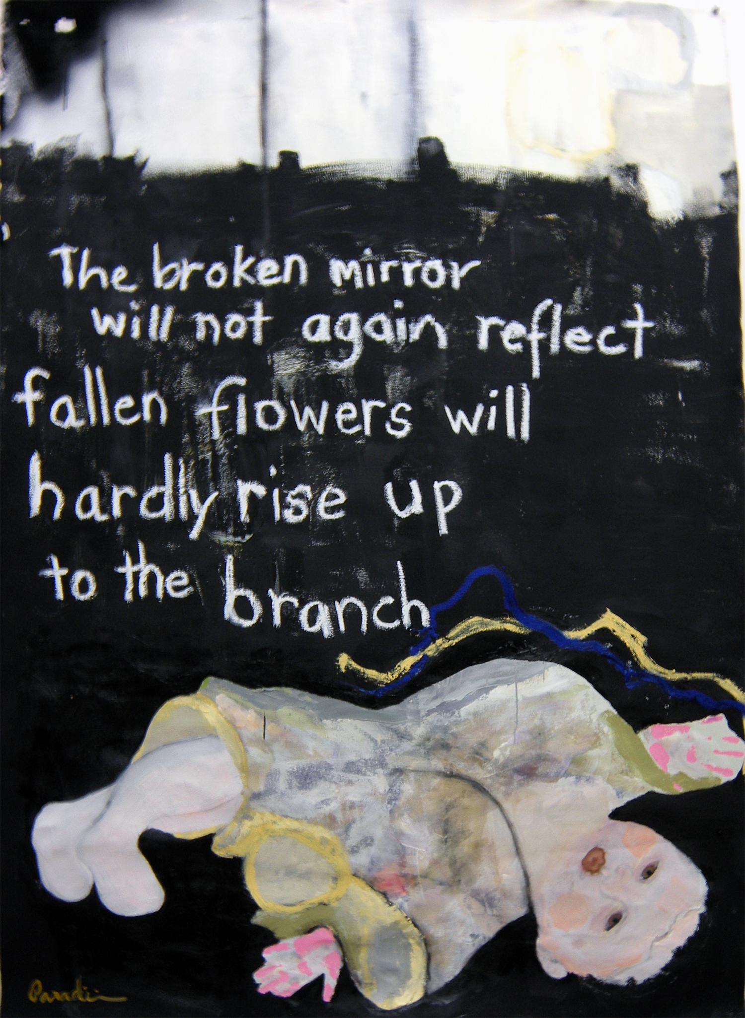 Broken in the Fall (2009) artist: JParadisi