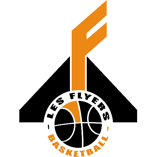 Logo Les Flyers basket