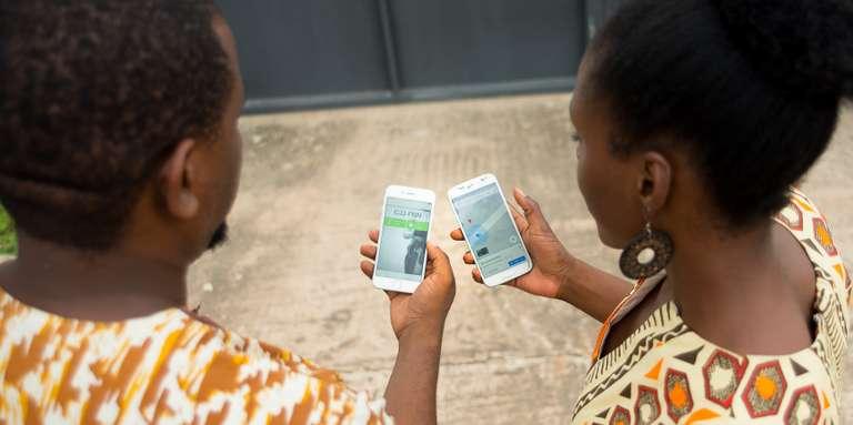 notoriete application mobile