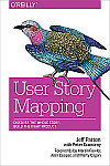 User Story Mapping by Jeff Patton Book Cover