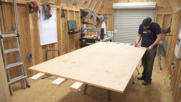 Making The Worlds Craziest Epoxy Cabinet – JPayne Woodworking