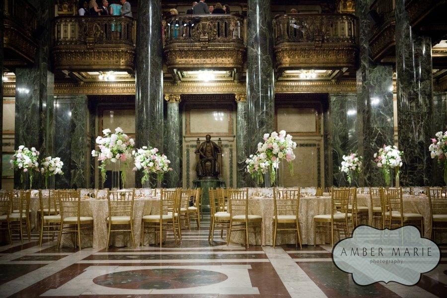 Carnegie Music Hall Foyer Wedding Laurie Amp Jordan John