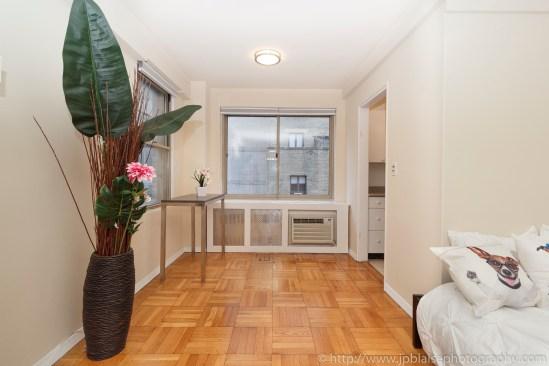 Apartment Photographer New York Real estate interior studio midtown East NY NYC alcove