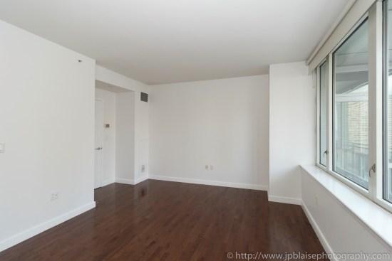 Apartment Photographer New York photoshoot one bedroom condo unit Midtown East ny nyc bedroom