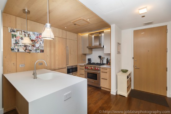 Apartment photographer real estate interior condo one bedroom east village kitchen