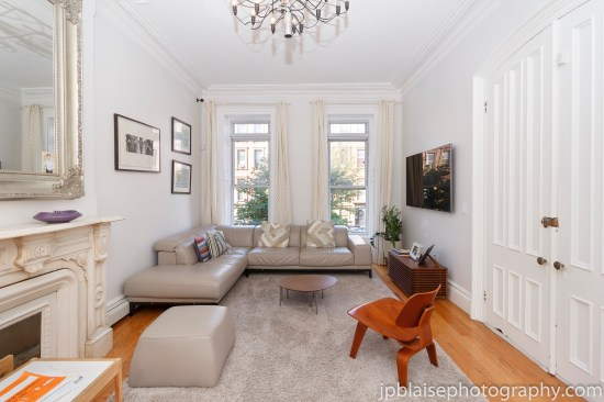 Brooklyn apartment photographer new york bed stuy real estate living